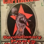 Overthrowing Capitalism - Front Cover