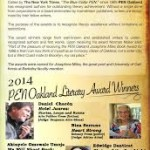 PEN Oakland Literary Awards