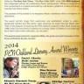PEN Oakland Literary Awards